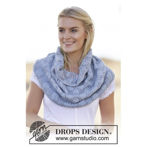 Spring Breeze by DROPS Design S -XXXL DROPS COTTON MERINO