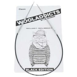 AddiBasic rundpind, BLACK EDITION, 5mm, 120 cm