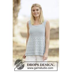 Ava by DROPS Design S-XXXL DROPS SAFRAN
