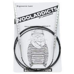 AddiNovel rundpind, BLACK EDITION, 3mm, 80 cm