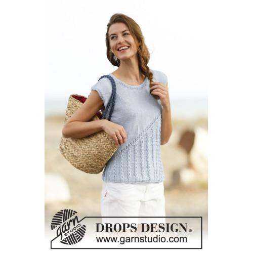 Light Breeze by DROPS Design S-XXXL DROPS PARIS