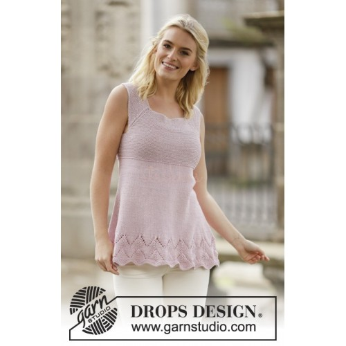 Ayla by DROPS Design S-XXXL DROPS MUSKAT