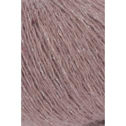 Mohair Fancy, farve 148, lys støvet gammelrosa
