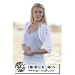 Kamelia by DROPS Design S-XXXL DROPS SAFRAN