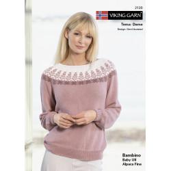 Viking katalog 2120 - Damer, Viking Bambino