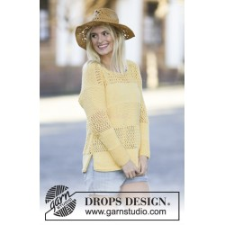 Sunny Stride by DROPS Design S-XXXL DROPS PARIS