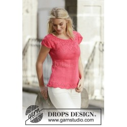 Call It Spring by DROPS Design S-XXXL DROPS MUSKAT