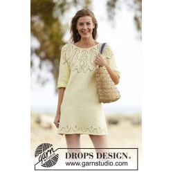 Vanilla Summer by DROPS Design S-XXXL DROPS PARIS