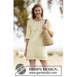 Vanilla Summer by DROPS Design S-XXXL DROPS PARIS