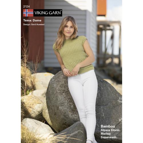 Viking katalog 2124 - Damer, Viking Bamboo