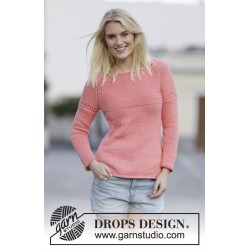 Summer in Paris by DROPS Design S-XXXL DROPS PARIS