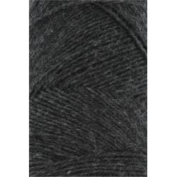 Lang Yarns Jawoll, farve koksgrå, 45g + 5g forstærkningstråd