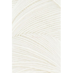 Jawoll, farve råhvid, 45g + 5g forstærkningstråd