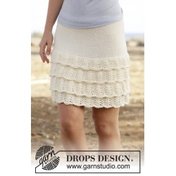 Summer Dance by DROPS Design S-XXXL DROPS COTTON MERINO