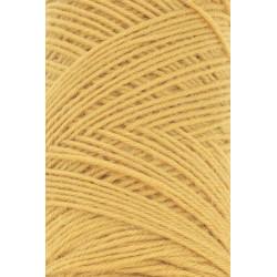 Lang Yarns Jawoll, farve gylden gul, 45g + 5g forstærkningstråd