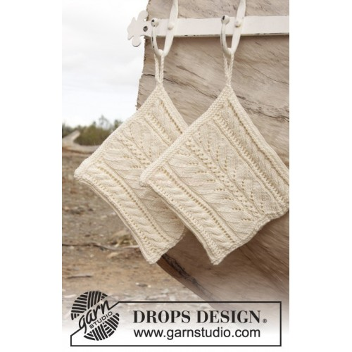 Helping Hand by DROPS Design One-size DROPS MUSKAT