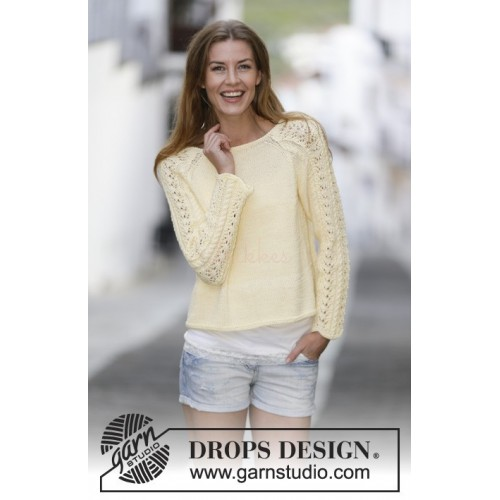 Angela by DROPS Design S-XXXL DROPS MUSKAT