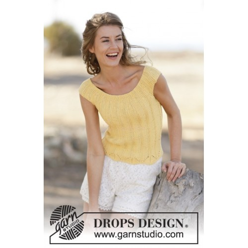 Summer Darling by DROPS Design S-XXXL DROPS PARIS