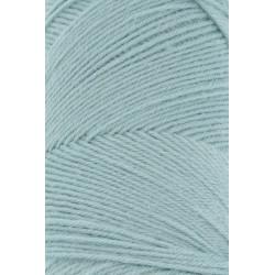 Lang Yarns Jawoll, farve lys søgrøn, 45g + 5g forstærkningstråd