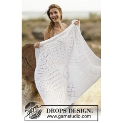 Timeless by DROPS Design One-size DROPS COTTON LIGHT