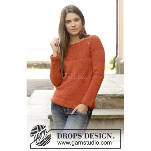 Take It Easy by DROPS Design S-XXXL DROPS ALPACA