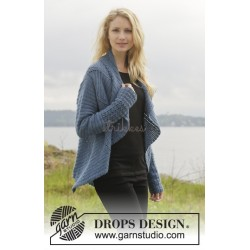 Winter Solstice by DROPS Design S-XXXL DROPS ALPACA