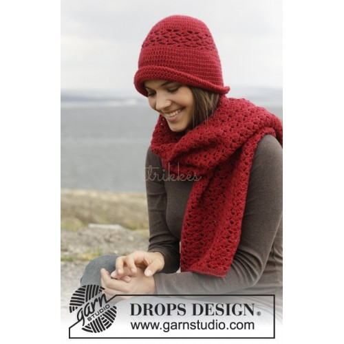 Amore by DROPS Design One-size DROPS KARISMA