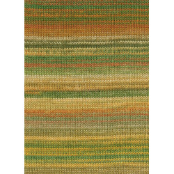 Lang Yarns Mille Colori Baby, farve 59