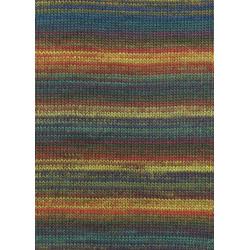 Lang Yarns Mille Colori Baby, farve 155
