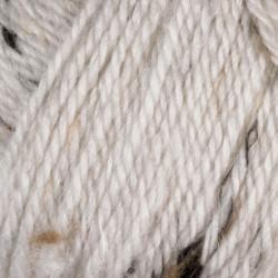 Viking Alpaca Picasso Tweed. Farve 900, Hvid