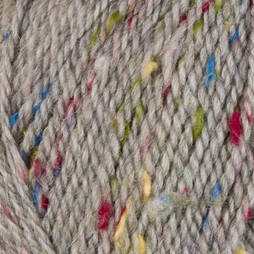Viking Alpaca Picasso Tweed. Farve 913, Lys grå