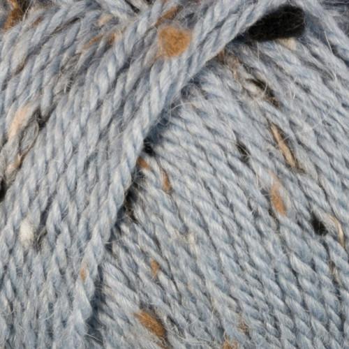Viking Alpaca Picasso Tweed. Farve 922, Lys Blå