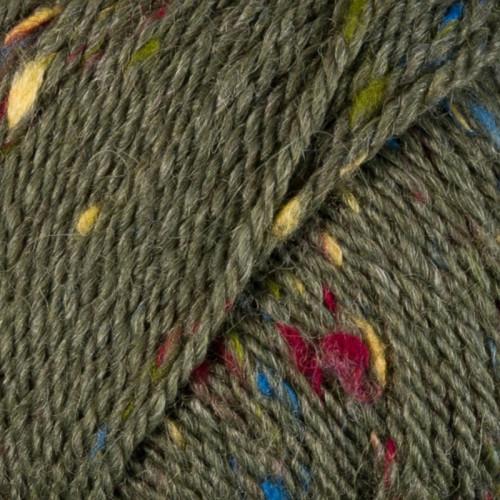 Viking Alpaca Picasso Tweed. Farve 936, Grøn
