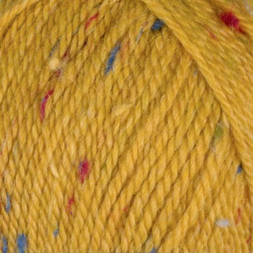Viking Alpaca Picasso Tweed. Farve 945, Gul
