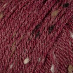 Viking Alpaca Picasso Tweed. Farve 958, Burgunder