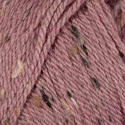 Viking Alpaca Picasso Tweed. Farve 962, Rosa
