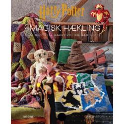 Harry Potter – Magisk hækling, Den officielle Harry Potter-hæklebog - Lee Satori
