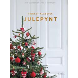 Hæklet klassisk julepynt af Heidi B. Johannesen & Pia H. H. Johannesen