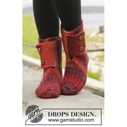 Allegria by DROPS Design 32-43 DROPS BIG DELIGHT