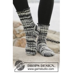 Rocky Road by DROPS Design 37-43 DROPS FABEL