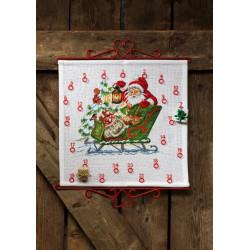 Julekalender, dyrene i kanen