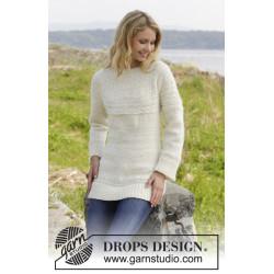 Elinor Dashwood by DROPS Design S-XXXL DROPS ALASKA