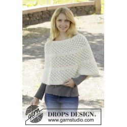 Miss Lillian by DROPS Design S-XXXL DROPS CLOUD