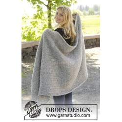 Fisherman's Wife by DROPS Design One-size DROPS CLOUD