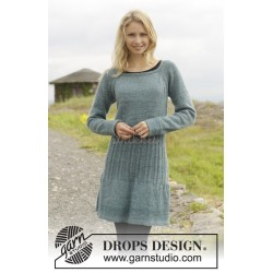 Angel Falls by DROPS Design S-XXXL DROPS KARISMA