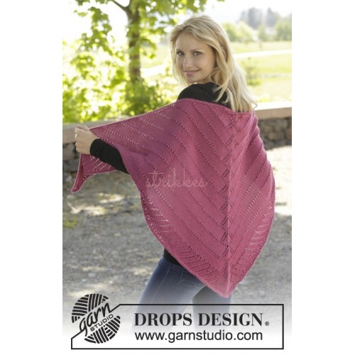 Pink Diamond by DROPS Design One-size DROPS ALPACA