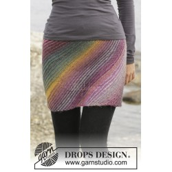 Late Summer Night's Dream by DROPS Design S-XXXL DROPS DELIGHT