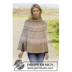 Nordic Autumn by DROPS Design S-XXXL DROPS NEPAL