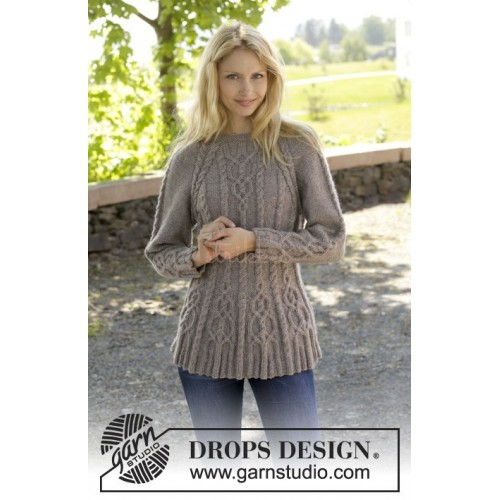 Alana by DROPS Design S-XXL DROPS KARISMA