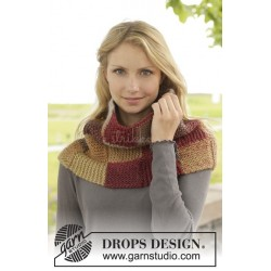 Autumn Grace by DROPS Design One size DROPS BIG DELIGHT